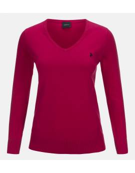 Sweter Peak Performance W Classic V-Neck