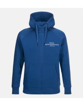 Bluza Peak Performance LOGO Zip